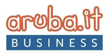aruba business logo